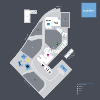 Plan of mall Arboretum