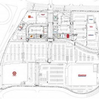 Plan of mall Argyle Square