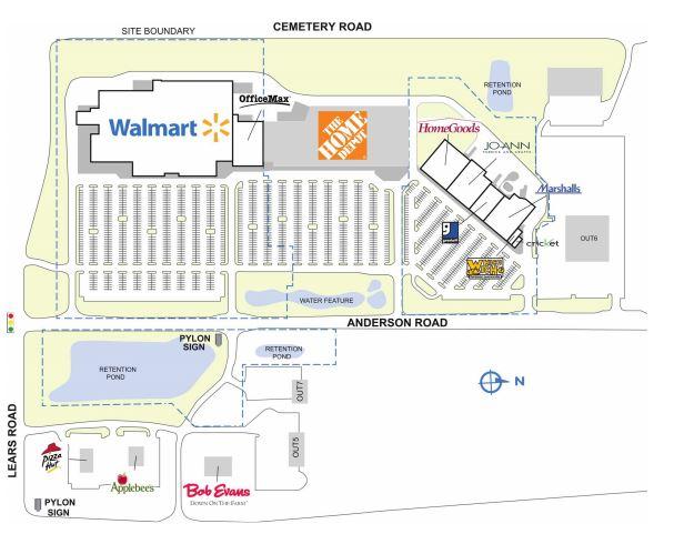 Bear Creek Plaza - store list, hours, (location: Petoskey