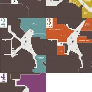 Plan of mall Block 37