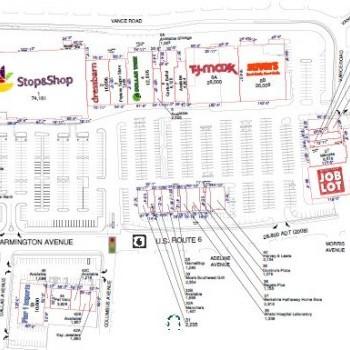 Bristol Plaza - store list, hours, (location: Bristol, Connecticut ...