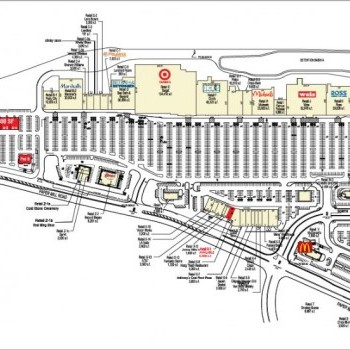 Plan of mall Broadcasting Square
