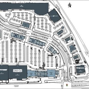 Plan of mall Centennial Gateway