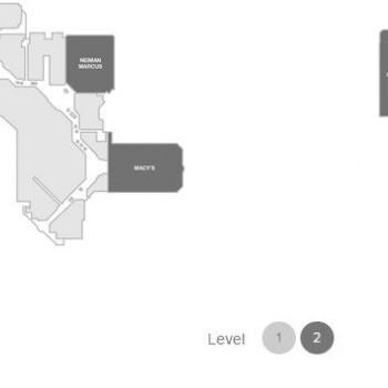 Plan of mall Cherry Creek Shopping Center
