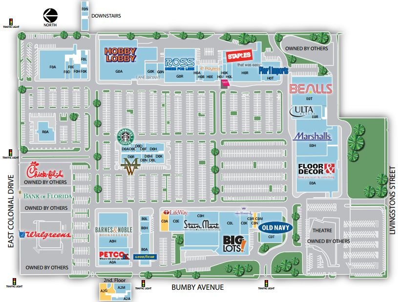 Orlando Auto Imports >> Colonial Plaza - store list, hours, (location: Orlando ...