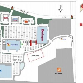Plan of mall Copaco Shopping Center