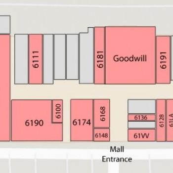Plan of mall Cressona Mall