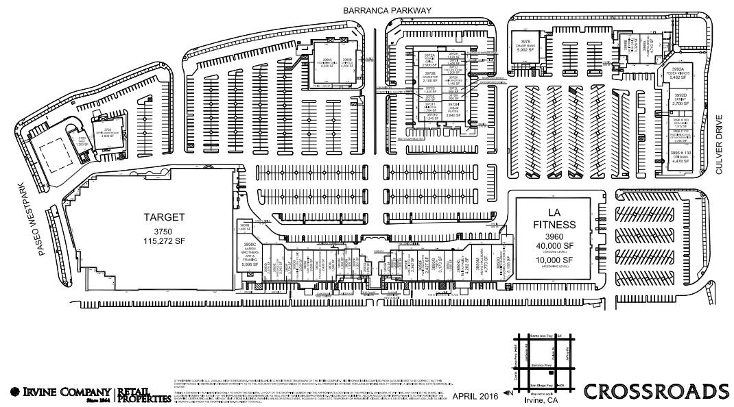 Inchin 39 S Bamboo Garden In Crossroads Store Location Hours Irvine California Malls In America