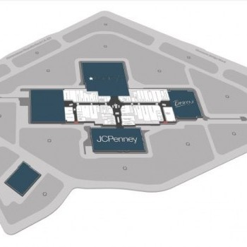 Plan of mall Deptwood Shopping Center