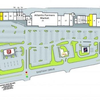 Plan of mall Eastway Crossing