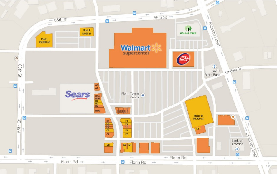 Kaiser Locations California Map.Shopkp Kaiser Permanente In Florin Towne Centre Store Location