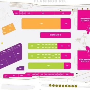 Plan of mall Grand Bazaar Shops