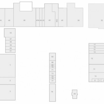 Plan of mall Great Southern Shopping Center