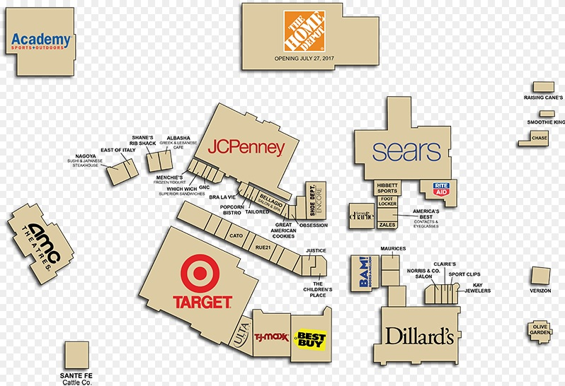 Hammond Square - store list, hours, (location: Hammond ... on augusta mall map, west town mall map, southland mall map, the maine mall map, valley plaza mall map, columbia mall map, carolina place mall map, baybrook mall inside map, cumberland mall map, greenville mall map, greenwood mall map, cortana mall map, woodbridge center map, fresno fashion fair map, the parks at arlington map, the shops at la cantera map, city of louisiana map, the oaks mall map, magnolia cemetery map,