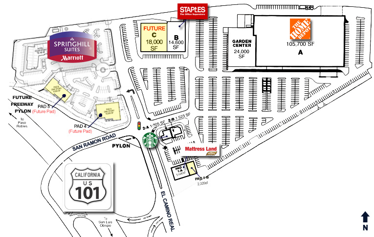Home Depot in Home Depot Center - store location, hours (Atascadero ...