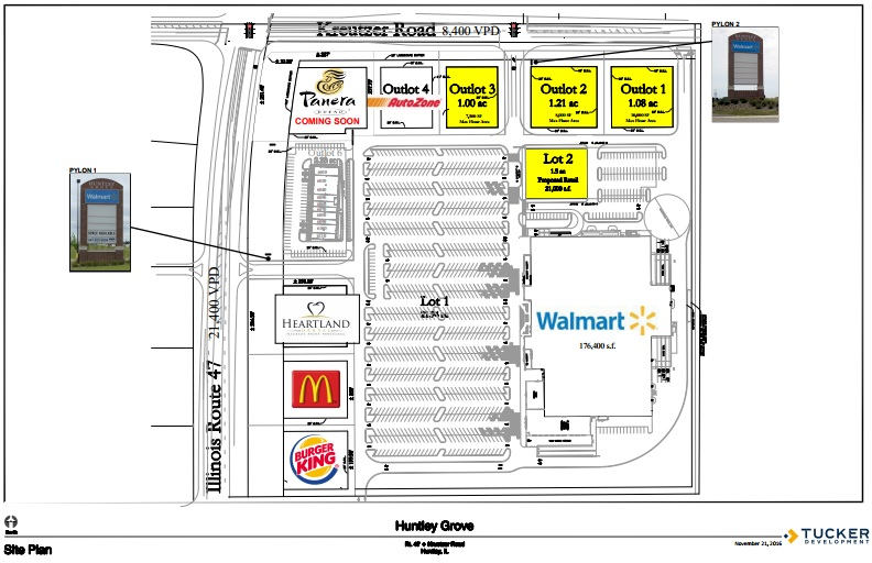 Huntley Grove Store List Hours Location Huntley Illinois