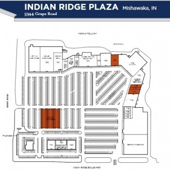 Indian Ridge Plaza Store List Hours Location