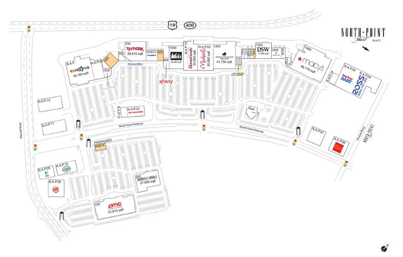 Comcast Xfinity in Mansell Crossing - store location, hours