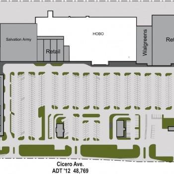 Five Star Furniture In Marketplace Of Oak Lawn   Store Location Plan