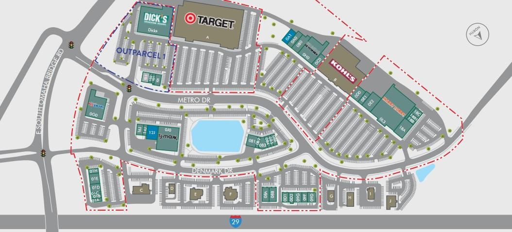 Metro Crossing Store List Hours Location Council Bluffs Iowa Malls In America