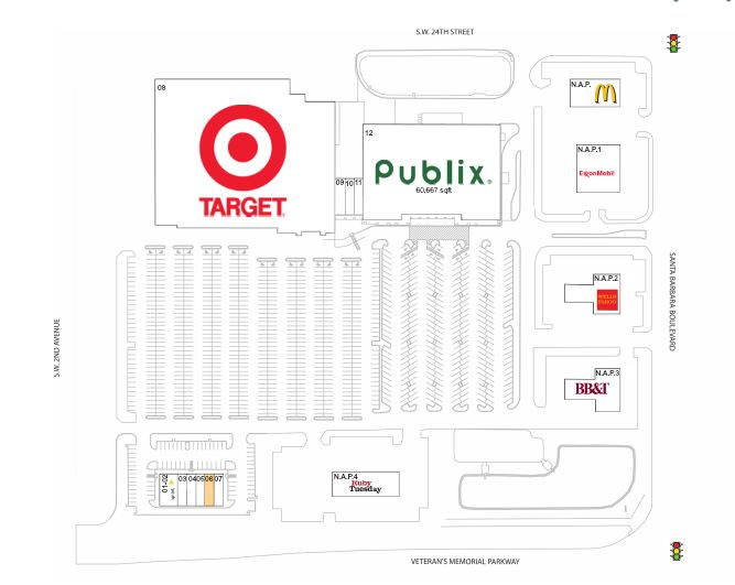 Target In Midpoint Center Store Location Hours Cape