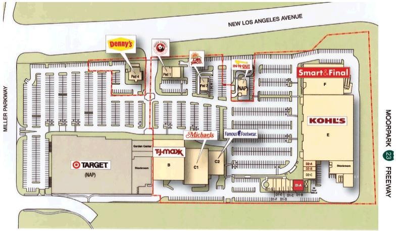 CVS Pharmacy in Moorpark Marketplace - store location, hours