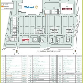 Walmart Supercenter In Northpointe Plaza Oh Store Location