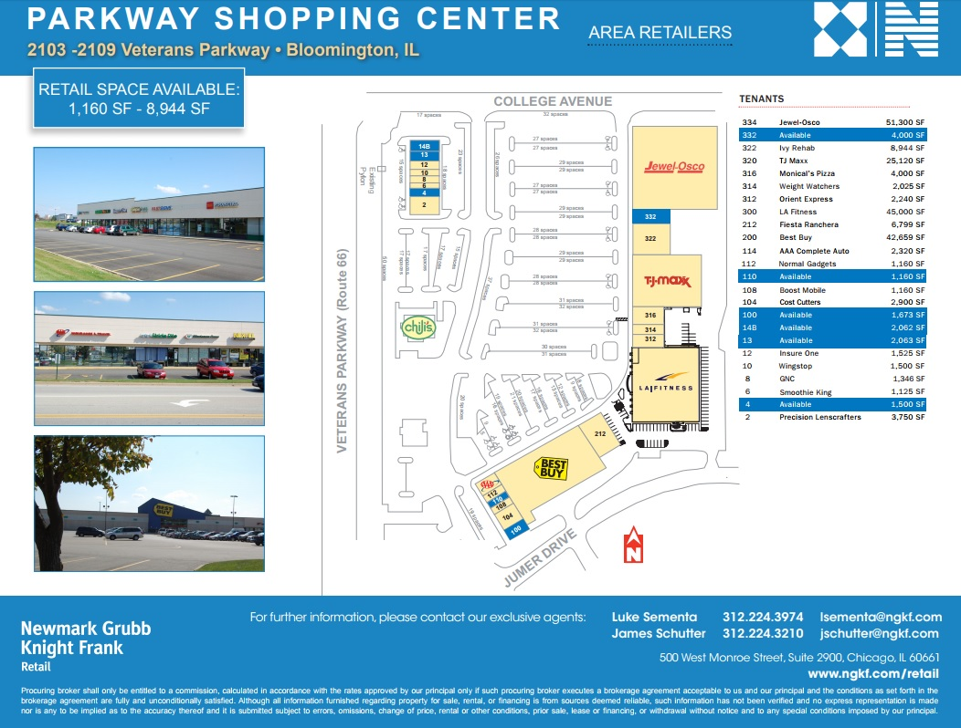 parkway shopping center store list hours location. Black Bedroom Furniture Sets. Home Design Ideas