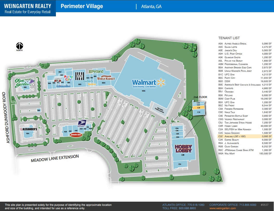 PETLAND in Perimeter Village - store location, hours