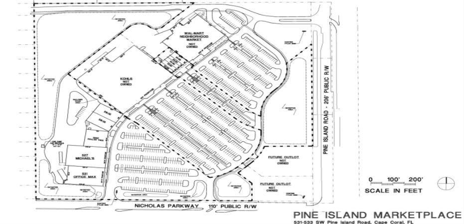 Pine Island Marketplace - store list, hours, (location: Cape ...