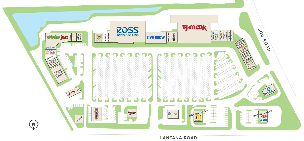 Map Of Lake Worth Florida.Pinewood Square Store List Hours Location Lake Worth Florida
