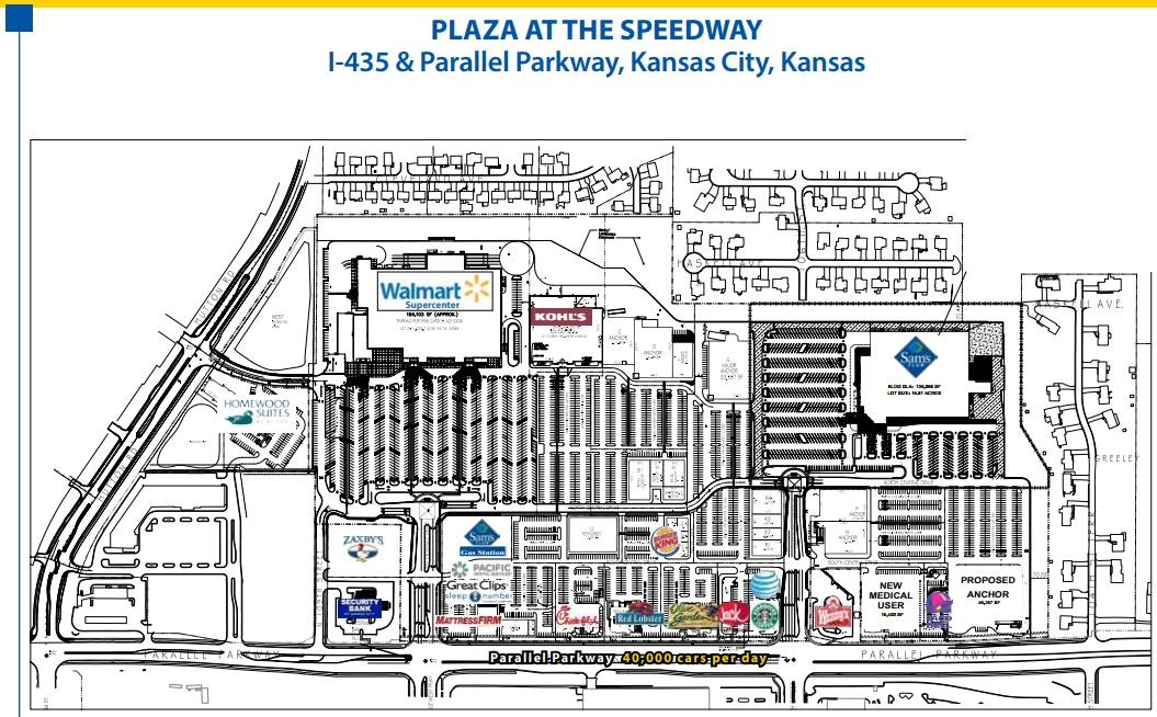 Legends Mall Kansas City Directions