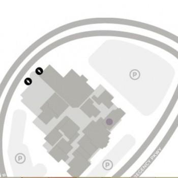 Plan of mall Regency Omaha