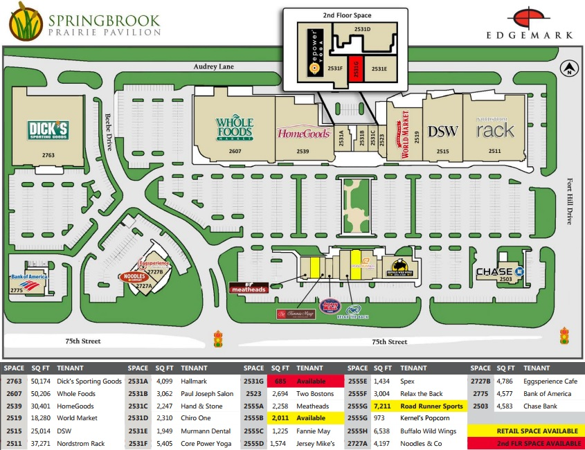 Whole Foods Market in Springbrook Prairie Pavilion - store location