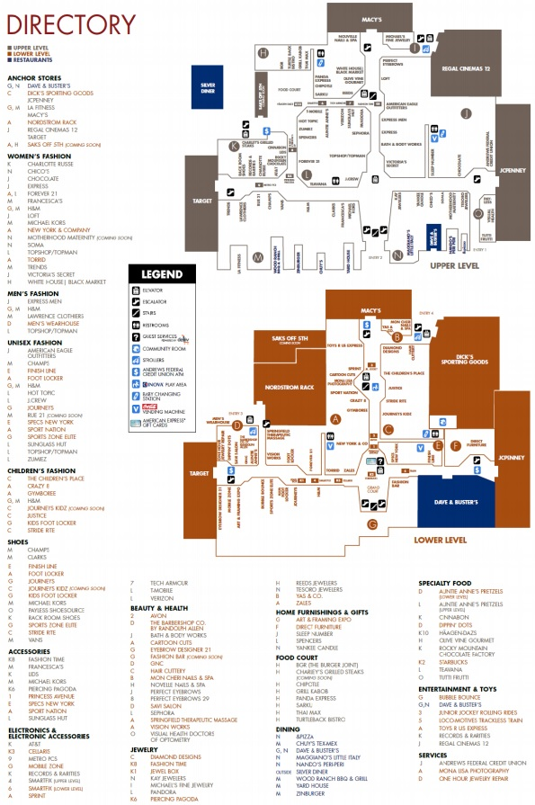 Fashion stores in america 33