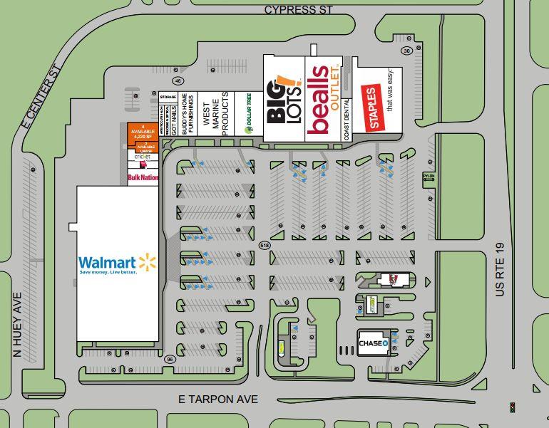 Map Tarpon Springs Florida.Tarpon Square Store List Hours Location Tarpon Springs