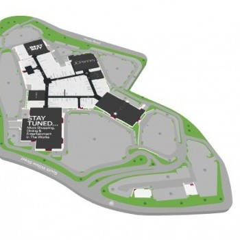 Plan of mall The Mall of New Hampshire