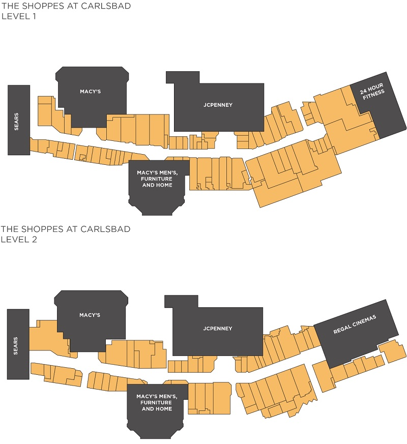 87c4f58b28f8c The Shoppes at Carlsbad - store list, hours, (location: Carlsbad ...