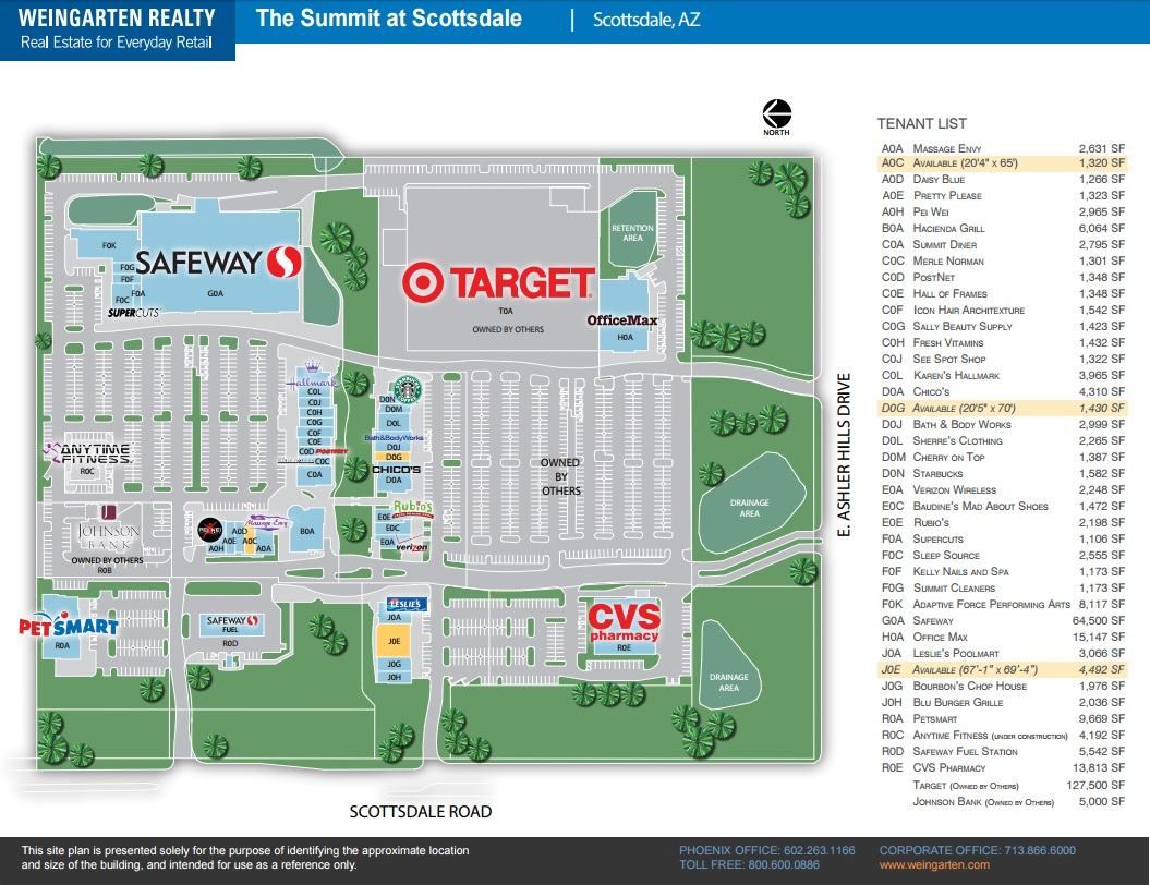 Petsmart in The Summit At Scottsdale - store location, hours ...