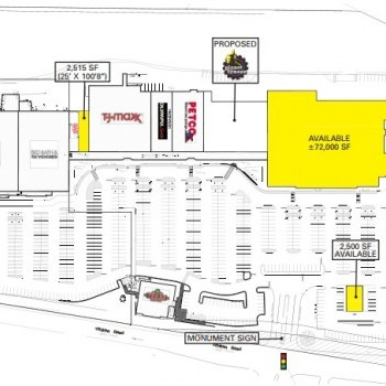 christmas tree shops in turnpike mall store location plan - Christmas Tree Shop Augusta Maine