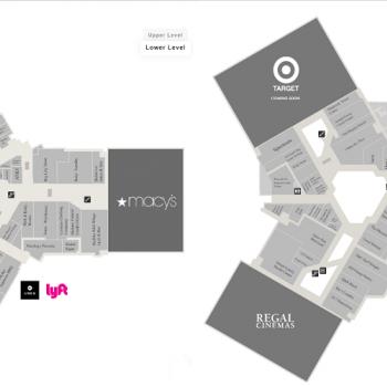 Plan of mall Windward Mall