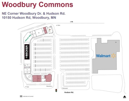 woodbury commons - store list, hours, (location: woodbury, minnesota